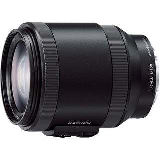 Sony E PZ 18-200mm F3.5-6.3 OSS Power Zoom Lens (New Non Retail Packaging)