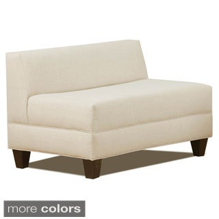 Makenzie Armless Loveseat
