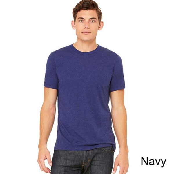 Canvas Men's Tri-blend T-shirt. Opens flyout.