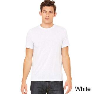Canvas Men's Tri-blend T-shirt (5 options available)