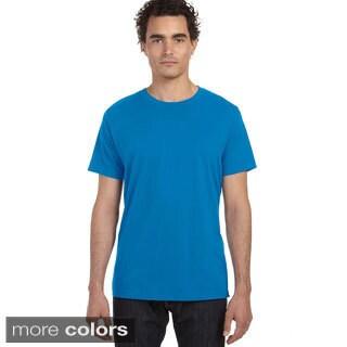 Men's Canvas Short Sleeve T-shirt