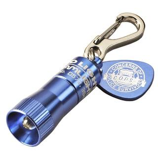 Streamlight 73002 Blue Aluminum Nano Flashlight