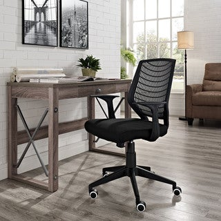 Entrada Expedition Black Office Chair