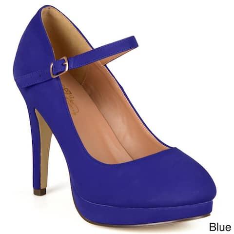345a7b9342 Buy Blue, Platform Women's Heels Online at Overstock | Our Best ...