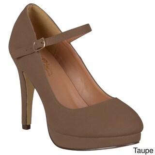 Brown, Platform Heels - Shop The Best Deals For Mar 2017
