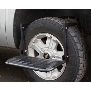 HitchMate Tire Step for Truck and SUV