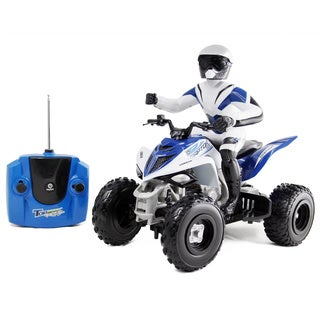 Yamaha Raptor 700R 1:16 Remote ATV