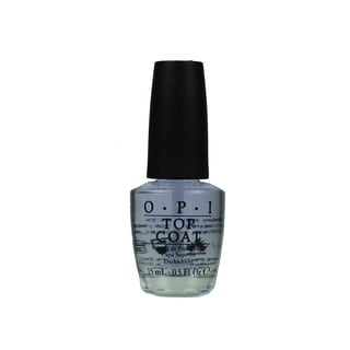 OPI Clear Top Coat Nail Lacquer