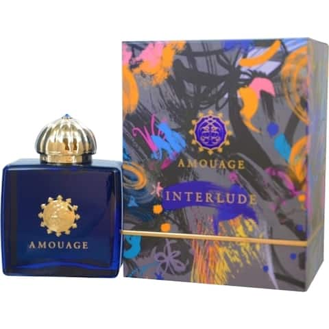 Amouage Interlude Women's 3.4-ounce Eau de Parfum Spray - Clear