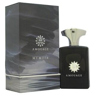 Amouage Memoir Men's 1.7-ounce Eau de Parfum Spray