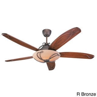 Monte Carlo Monte Carlo 3-light 'Chloe' Ceiling Fan