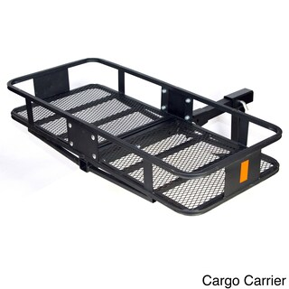 HitchMate CargoLoad Deluxe Folding Carrier (2 options available)
