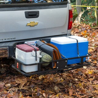 HitchMate CargoLoad Deluxe Folding Carrier