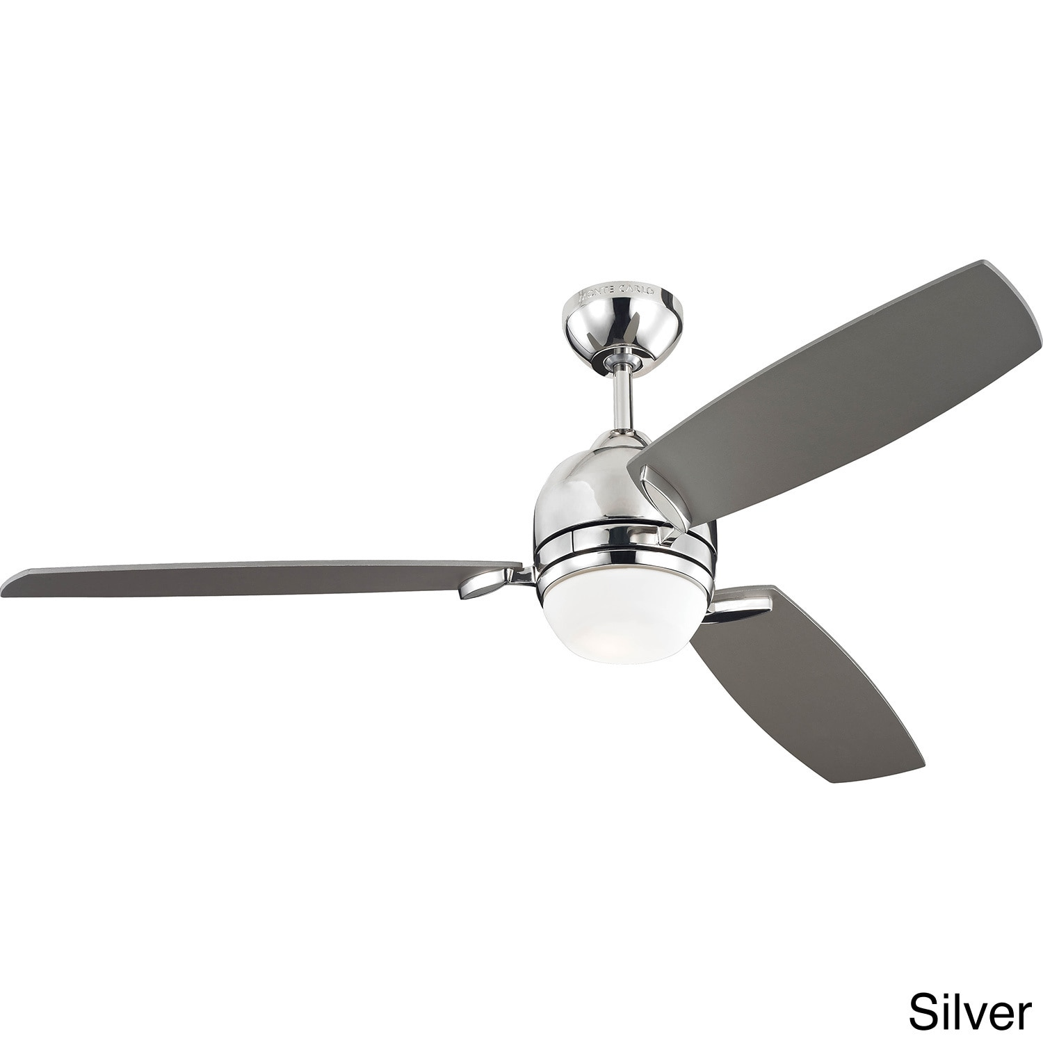 matte without ceiling p lights hunter cassius indoor fan fans in outdoor silver
