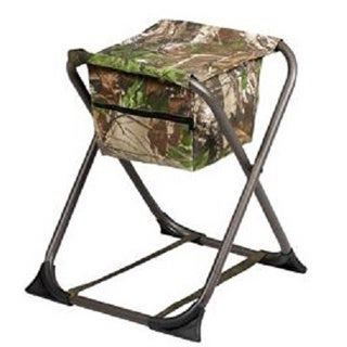 Hunter's Specialties Camo Dove Stool Realtree Xtra Green