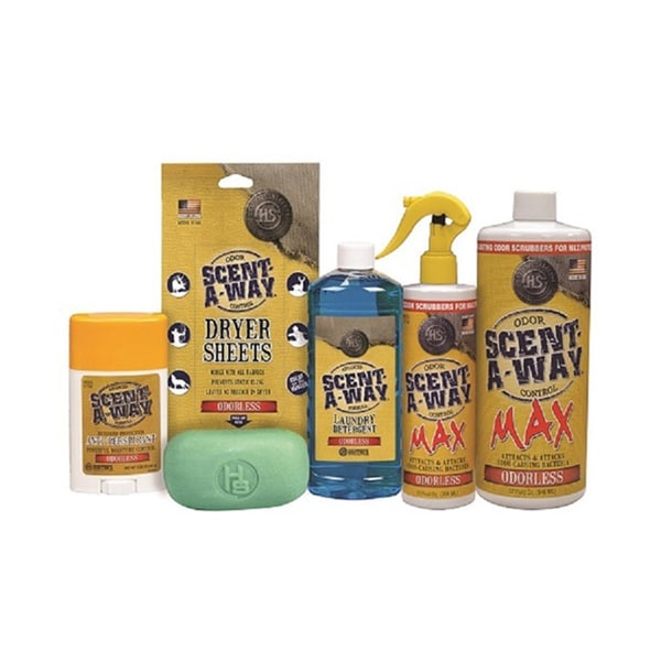 Hunter's Specialties Scent-A-Way Odorless Scent Control