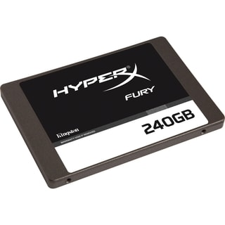 "Kingston Hyperx FURY 240 GB 2.5"" Internal Solid State Drive"