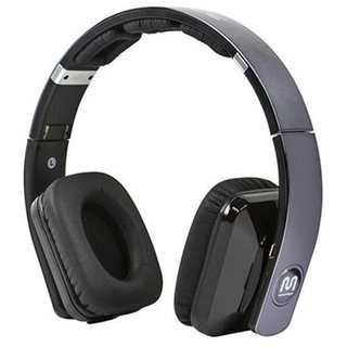 Premium Virtual Surround Sound Bluetooth On-the-Ear Headphones w/ Apt-X