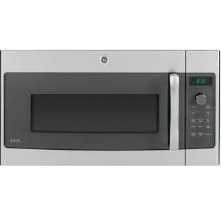 Ge Profile Advantium Stainless Steel 1 7 Cubic Foot Over The Range Microwave