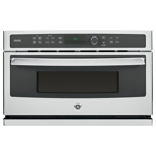 Ge profile series stainless steel built in microwave oven free shipping today - Built in microwave home depot ...