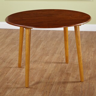 Simple Living Florence Two-toned Dining Table