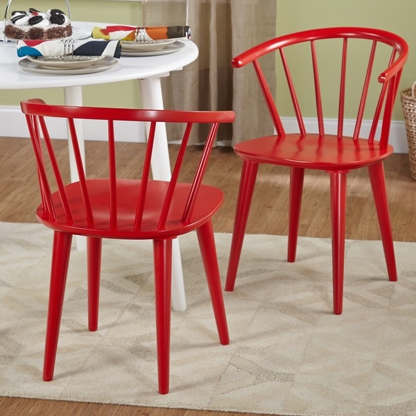Simple Living Florence Dining Chairs (Set Of 2)