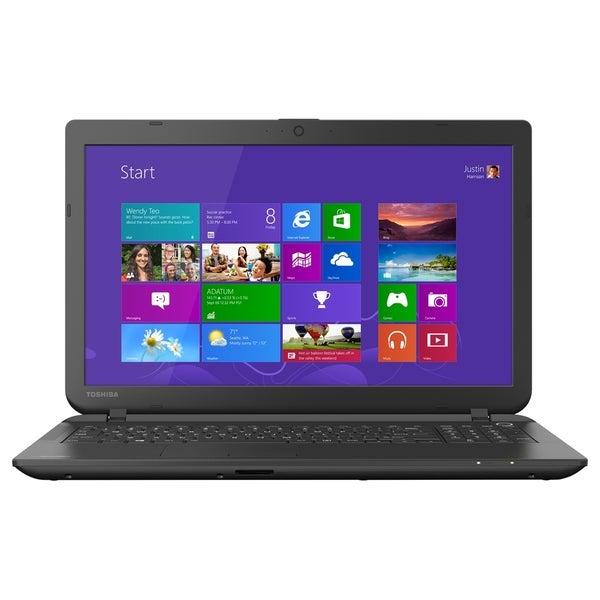 "Toshiba Satellite C55-B5299 15.6"" LCD Notebook - Intel Celeron N2830"