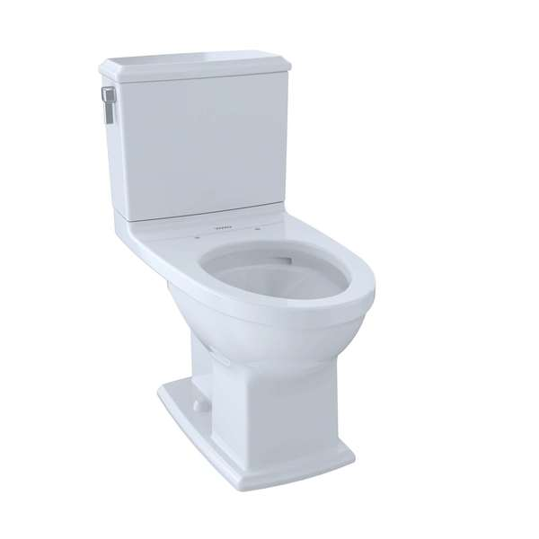 Toto Drake Ii 2 Piece Toilet With Elongated Bowl And