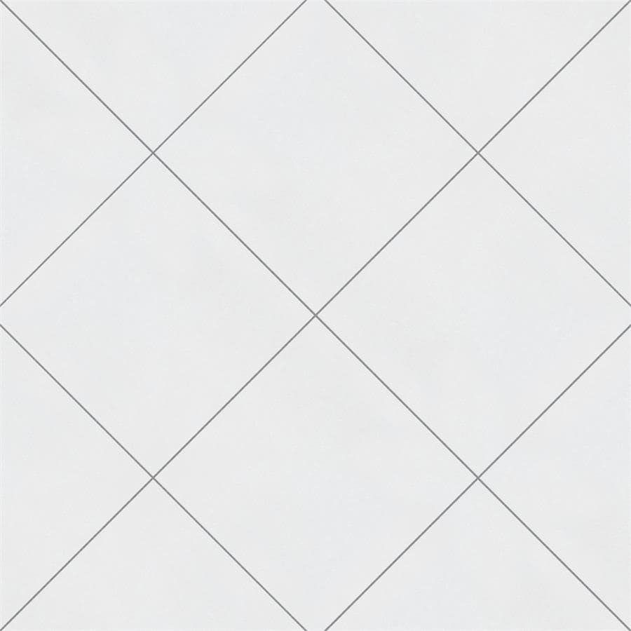 Somertile 7 75x7 75 Inch Thirties White Ceramic Floor And Wall Tile 25 Tiles 11 Sqft Overstock 9183116