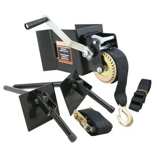 Ameristep Ladderstand Installation Hoist System