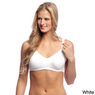 Women's Cotton/ Spandex Nursing Bra (Pack of 2) (More options available)