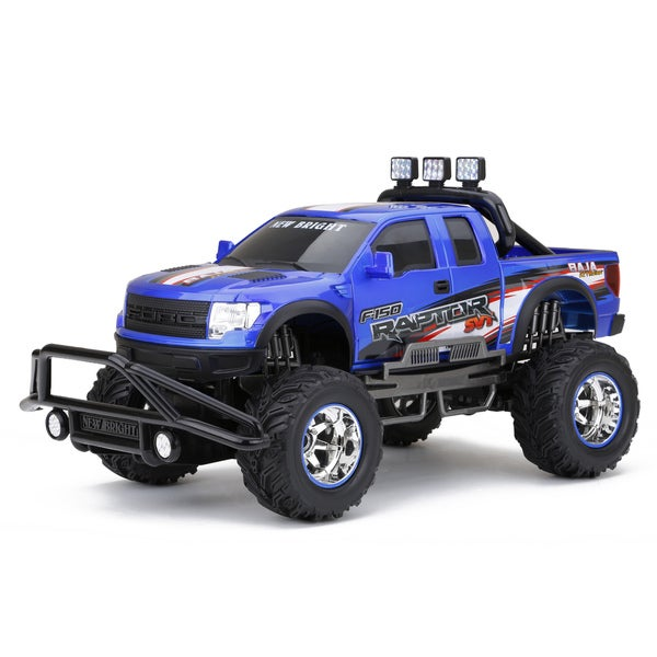New Bright Remote Control Full Function Baja Extreme Ford Rapture