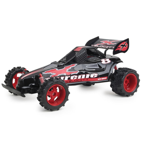 New Bright Remote Control Full Function Baja Extreme Velocity Buggy