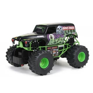 New Bright 1:24 Remote Control Monster Jam Grave Digger|https://ak1.ostkcdn.com/images/products/9183311/P16357753.jpg?impolicy=medium