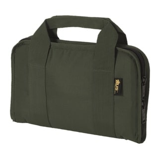 US Peacekeeper OD Green Attache Gun Case