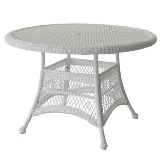 Round Outdoor Dining Tables Online At Our Best Patio Furniture Deals