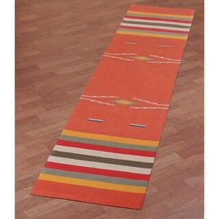 Sedona Naranja Runner Rug (2'6 x 12')