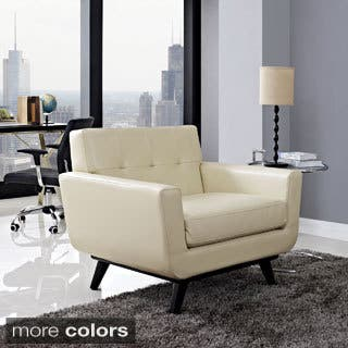 buy beige leather living room chairs online at overstock com our