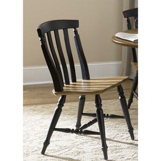 Liberty Al Fresco II Casual Slat-back Side Chair