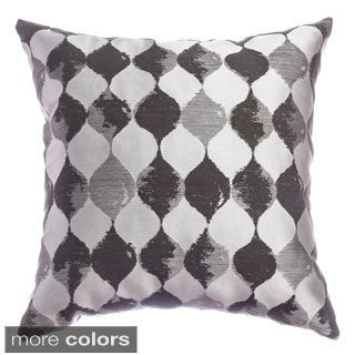 Peyton Woven 18-inch Decorative Throw Pillows (Set of 2)