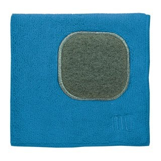 Mukitchen Mumodern Blueberry Microfiber Dishcloth