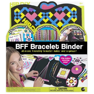 BFF All-in-one Friendship Bracelet Maker and Organizer