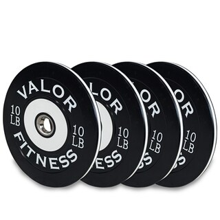Valor Fitness BPP-10 Pro Bumper Plates (5 options available)