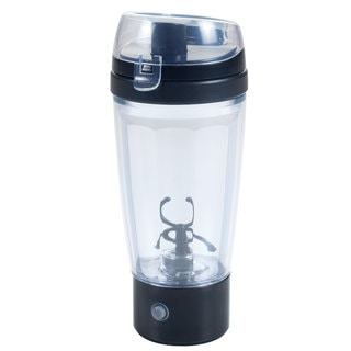 Chef Buddy Auto Mixing Travel Dual Layered Cup with Tornado Action