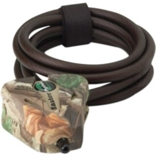 Stealth Cam Python Lock Cable - 6' Camouflage