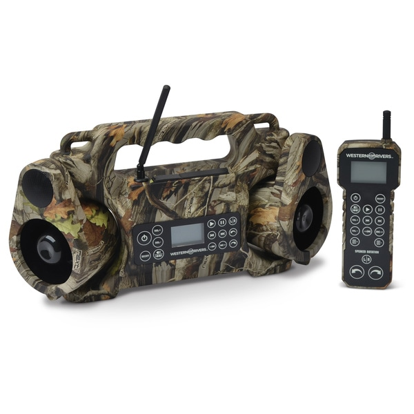 GSM Western Rivers Stalker 360 Game Caller