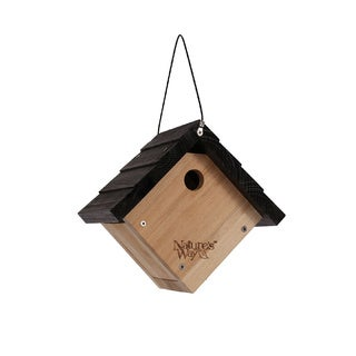 Nature's Way Advanced Bird Products CWH1 Cedar Traditional Wren House