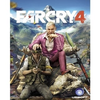 Ubisoft FARCRY4 PS4