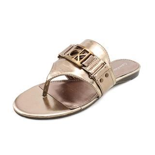 Calvin Klein Women's 'Jaina' Man-Made Sandals