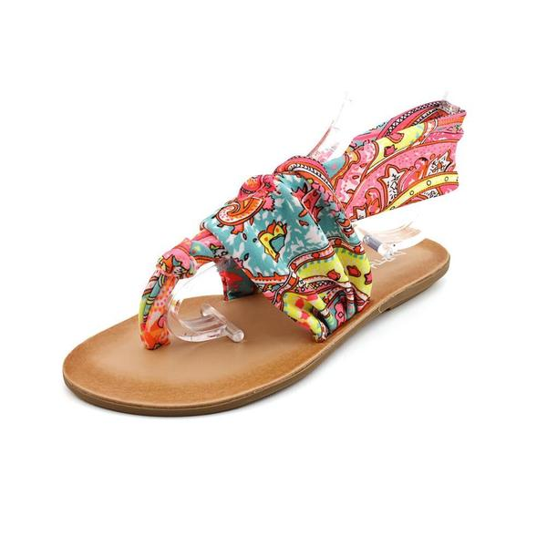 Dirty Laundry Women's 'Beebop' Basic Textile Sandals